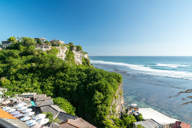 Single Fin - Ulu Watu Beach - Presqu'île de Bukit - Bali