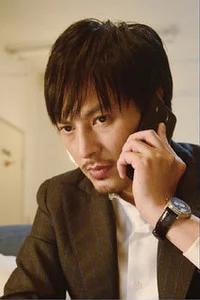 Takashi Tsukamoto sebagai Yūsuke Ishida, seorang pria yang terlibat insiden bersama Mayu