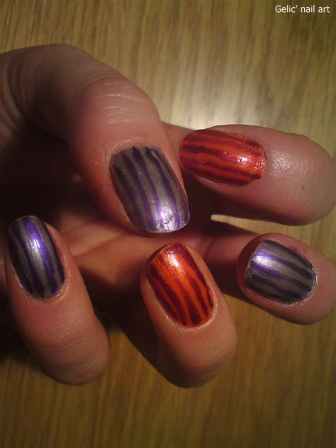 Top 105+ Orange Nail art ideas