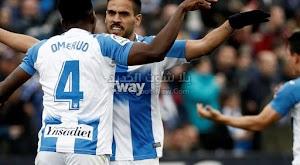 ليغانيس يقلب الطاوله على فريق ريال سوسيداد في الجوله 22 من الدوري الاسباني