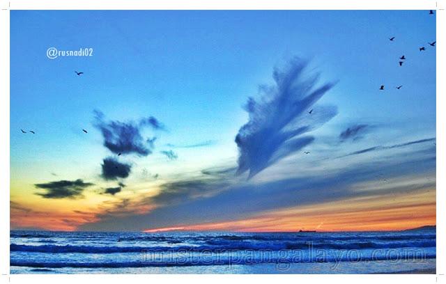 Pantai Bukit Raya Putri Serayi - Kecamatan Jawai Selatan