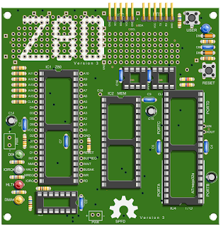 Z80-MBCの作成 其の弐   Analogic Intelligence