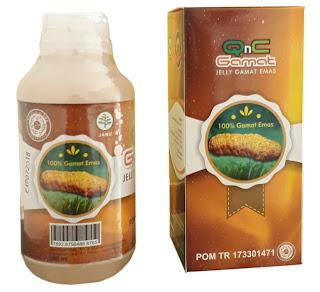 Aturan Minum Dan Cara Konsumsi QnC Jelly Gamat Asli