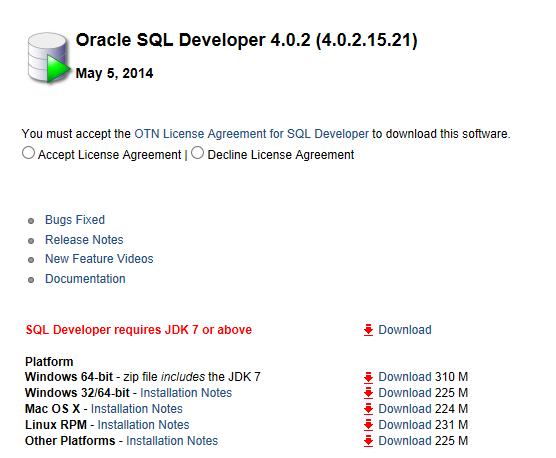 Vastly improved Oracle SQL Developer Tool 4 0