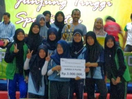 Penerimaan Cpns Muara Enim 2013 Lowongan Kerja Pt Tugu Pratama Indonesia Tpi September Man Muara Enim Raih Juara Ii Voli Ball Hut Ptba Ke 33