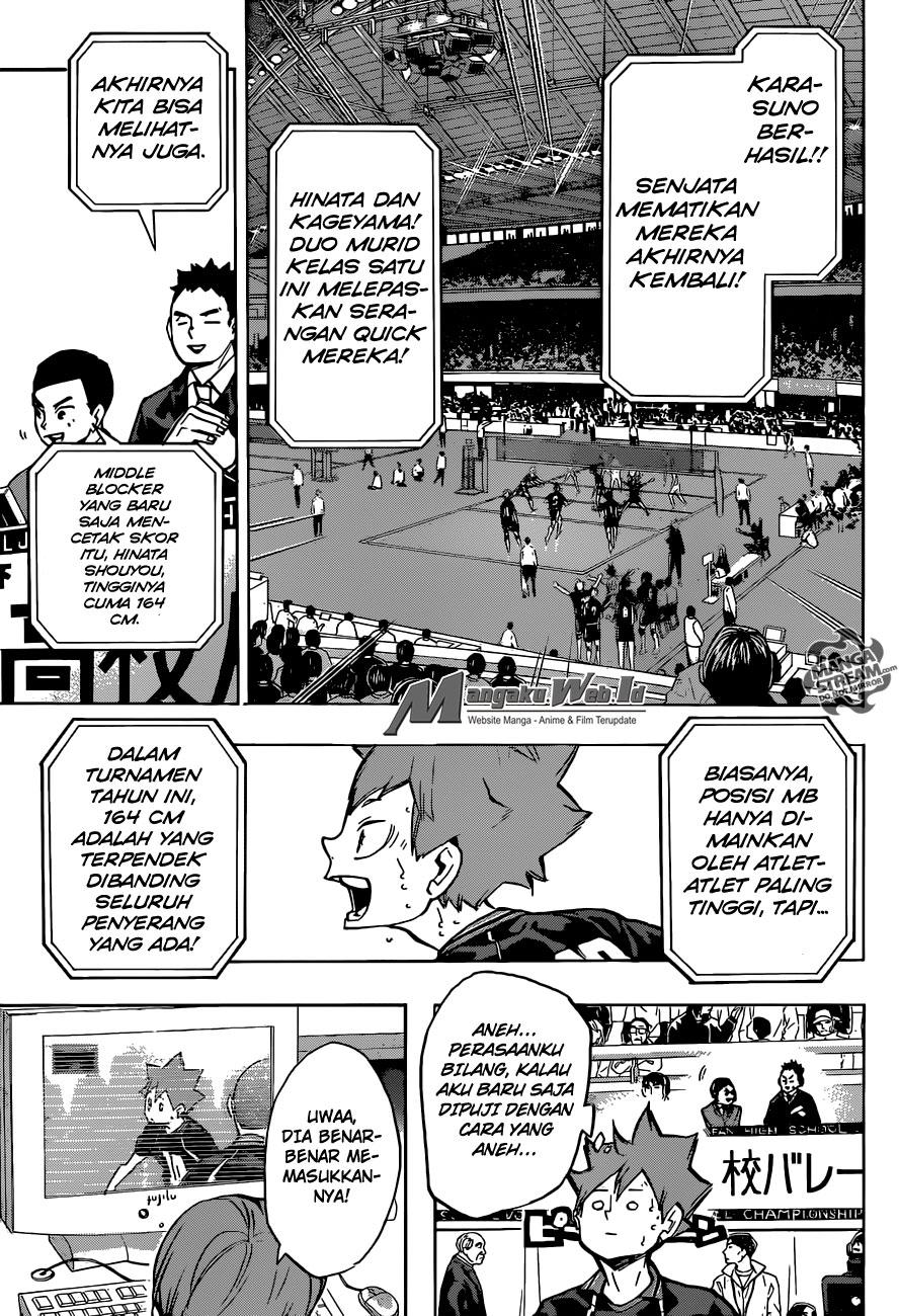 Haikyuu Chapter 235-4