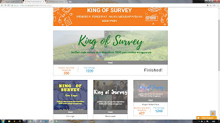 King of survey