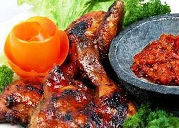 Resep Ayam Panggang Spesial