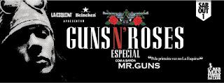 La Esquina apresenta especial Guns N' Roses