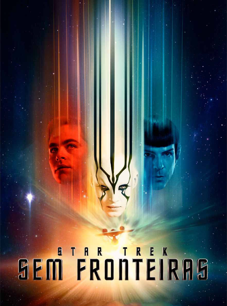 Star Trek: Sem Fronteiras Torrent - WEB-DL 1080p Legendado (2016)