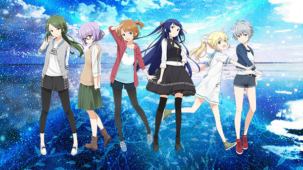 Download [Anime OST] Sora to Umi no Aida [Completed]