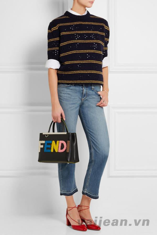 2 xu hướng quần jeans không thể bỏ lỡ trong mùa Xuân/Hè 2016