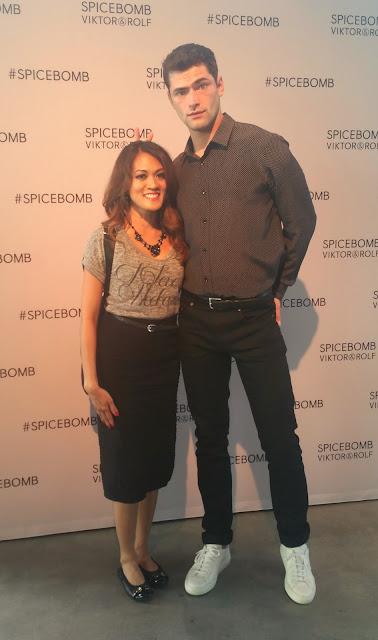 #VFSC, Sean O'Pry, Oscars