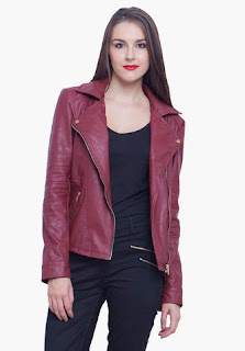 On-trend outerwear bomber and biker jackets by FabAlley