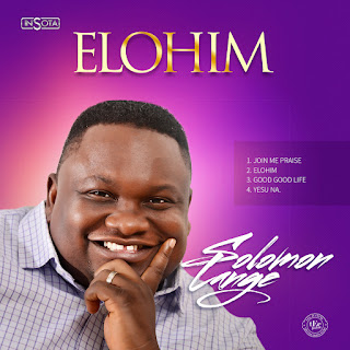 Music Updates: Solomon Lange new EP – Elohim