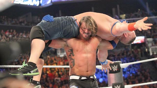 AJ Styles a remporté la plus grande victoire de sa carrière