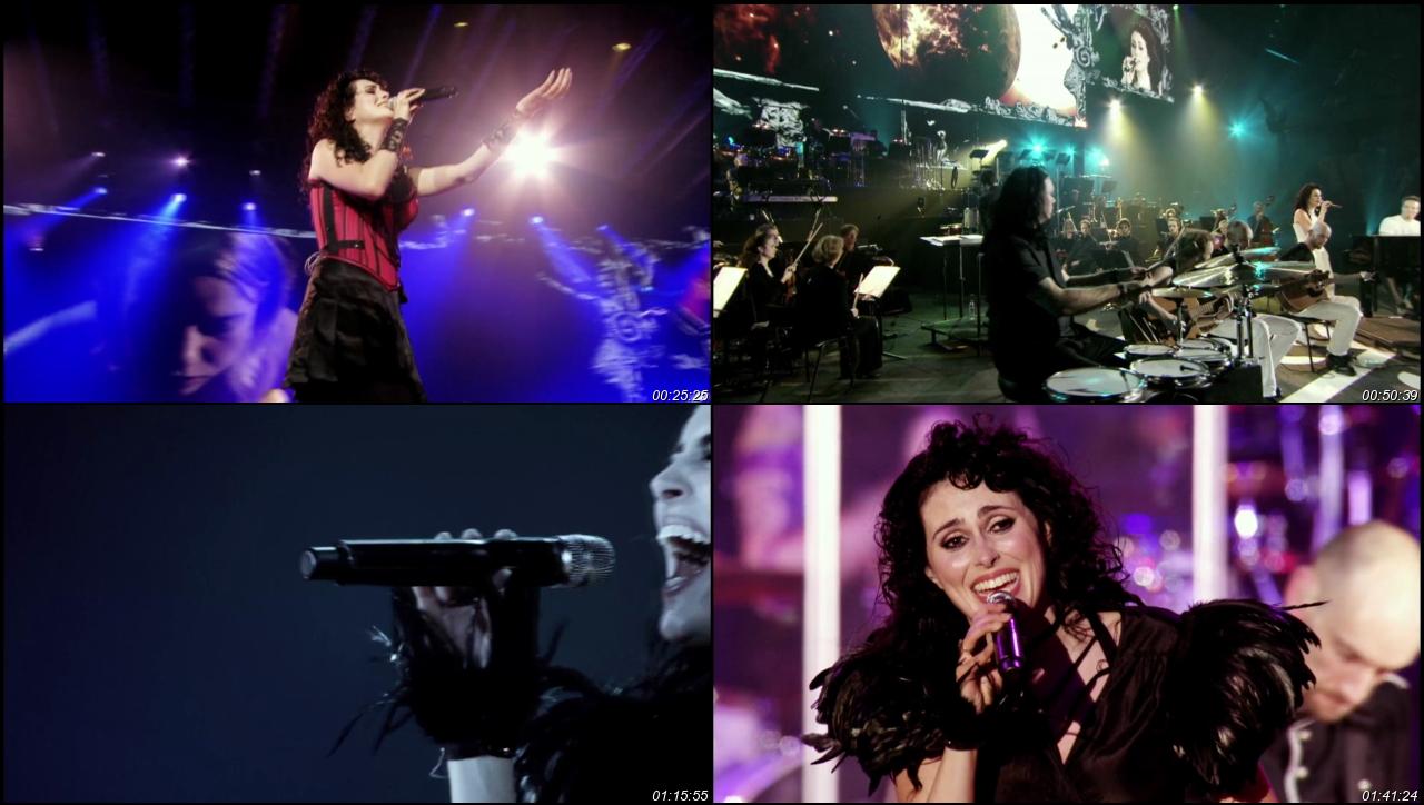 Within Temptation: Black Symphony 2008