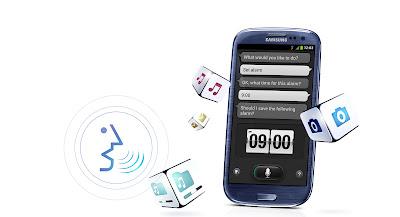 Samsung Galaxy S3 - Smart Voice