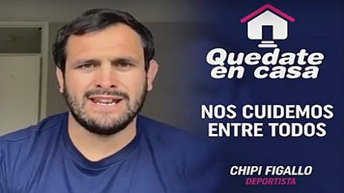 Chipi Figallo #Prevención #QuedateEnCasa