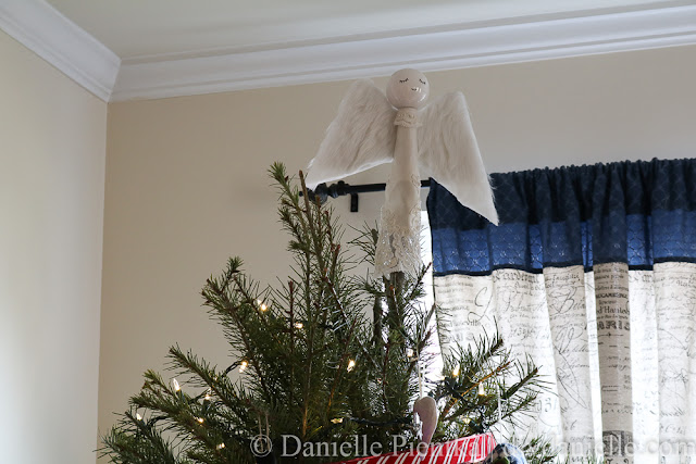 Easy Craft: Angel Tree Topper
