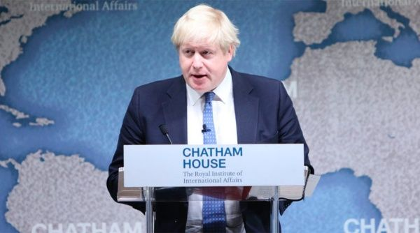 Boris Johnson descarta reunión con Trump en Estados Unidos