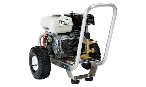 E3207HC VS E3207HA pressure washer
