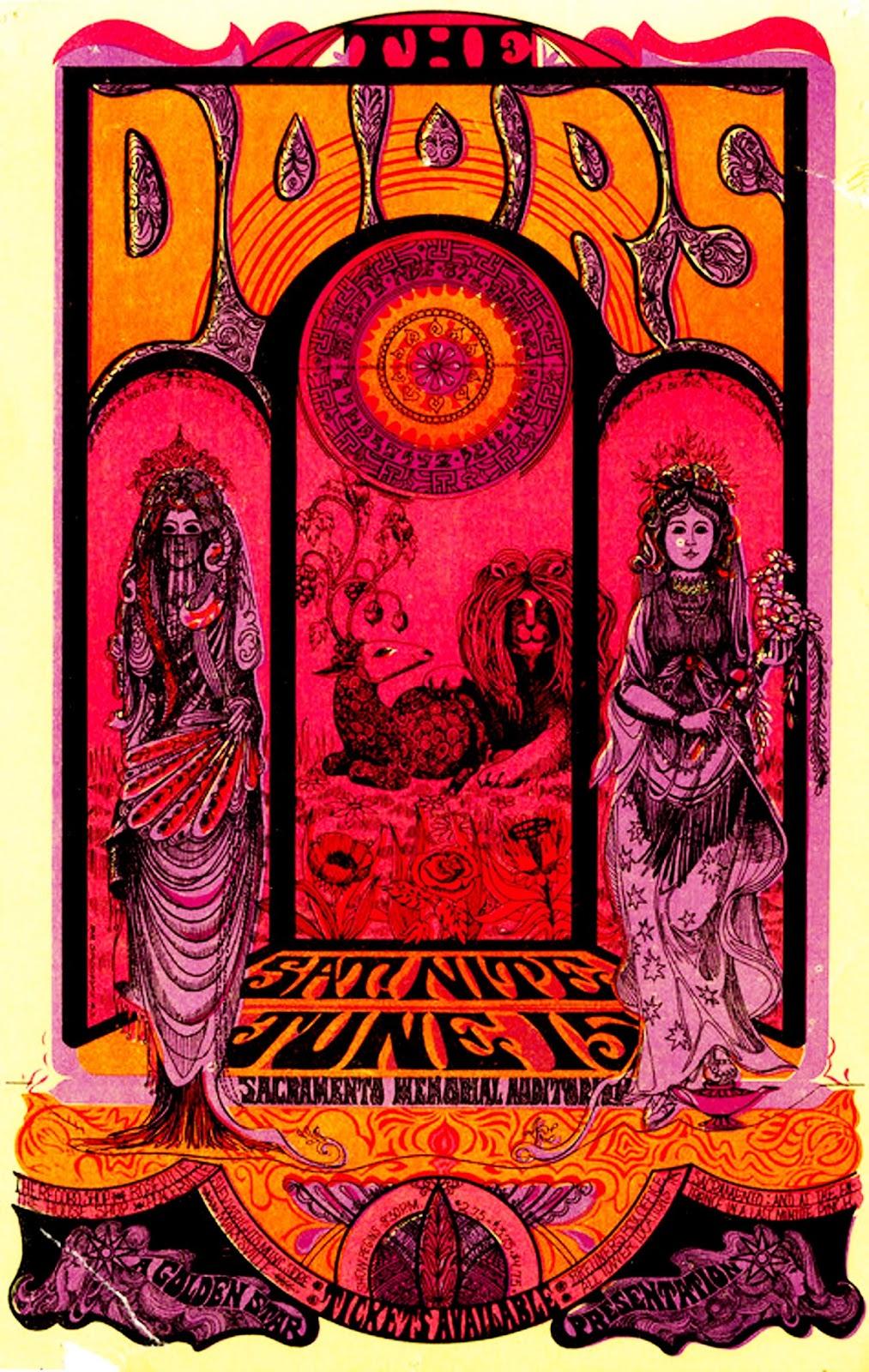 60s Poster Art