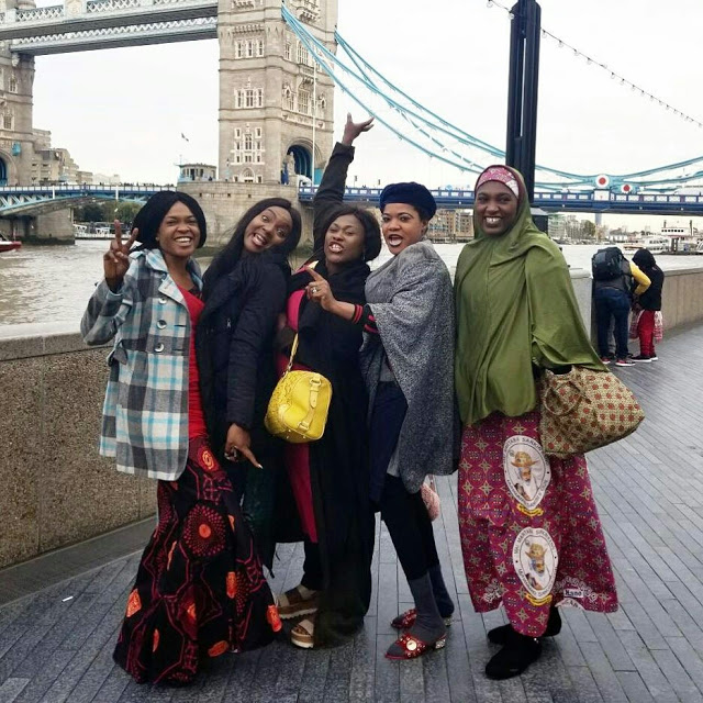 Nollywood-Actresses-in-London