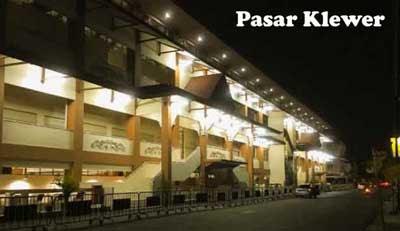 tempat belanja batik di pasar klewer