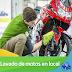 LAVADO DE MOTOS EN AUTOWASH