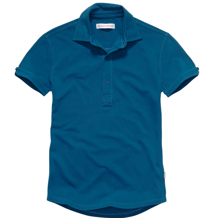 The perfect polo shirt orlebar brown permanent style for Expensive polo shirt brands