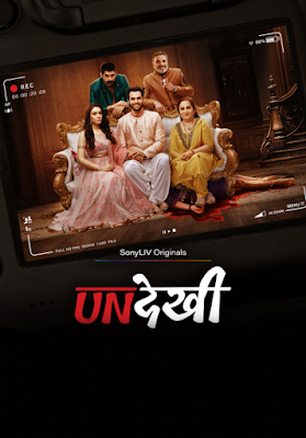 Undekhi 2020 S01 Hindi Complete WEB Series 720p HDRip X264