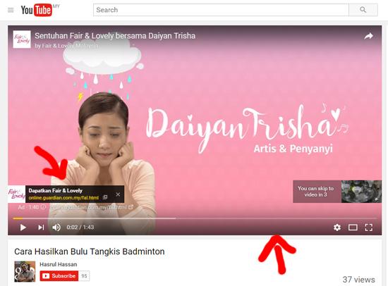 Cara jana income Adsense dengan YouTube