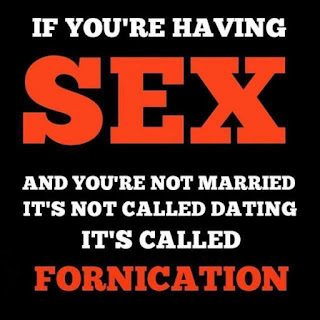 The Danger Of Fornication And Casual In The Life Of Christian