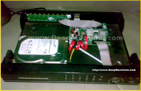 DVR (Digital Video Recorder) Perekam Video CCTV