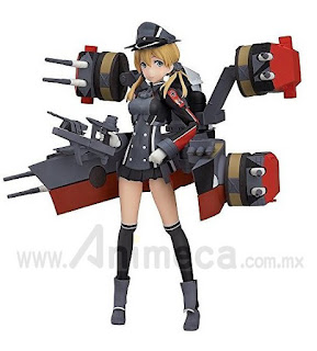 Figura Prinz Eugen figma Kantai Collection KanColle