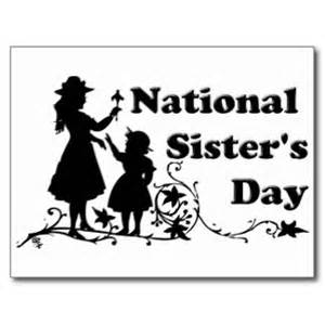celebrate national sister s day win