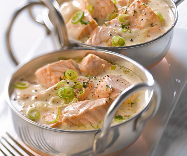 blanquette de saumon Voici une recette pour en réussir une à coup sûr.