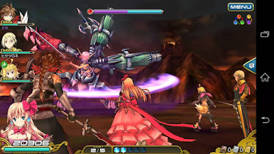 Kai-ri-Sei Million Arthur v 2.0.1 Mod Apk (Unlocked)