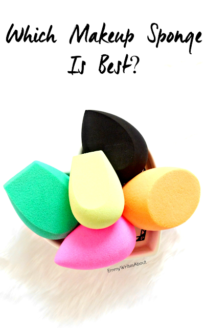 Makeup Sponges, Makeup Sponge Comparisons