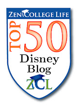 "A ""Top 50 Disney"" Blog!"
