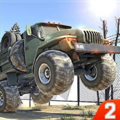 Truck Evolution Offroad 2 v1.0.5 Mod Apk (Unlimited Money)