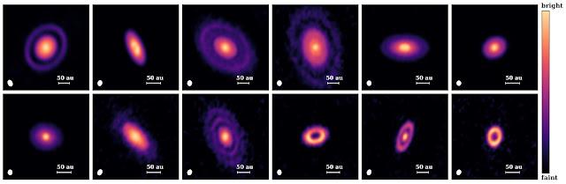 Unknown treasure trove of planets found hiding in dust