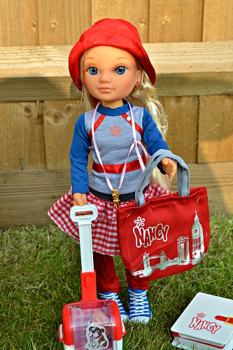 Nancy world adventure (London) Doll and pet carrier review