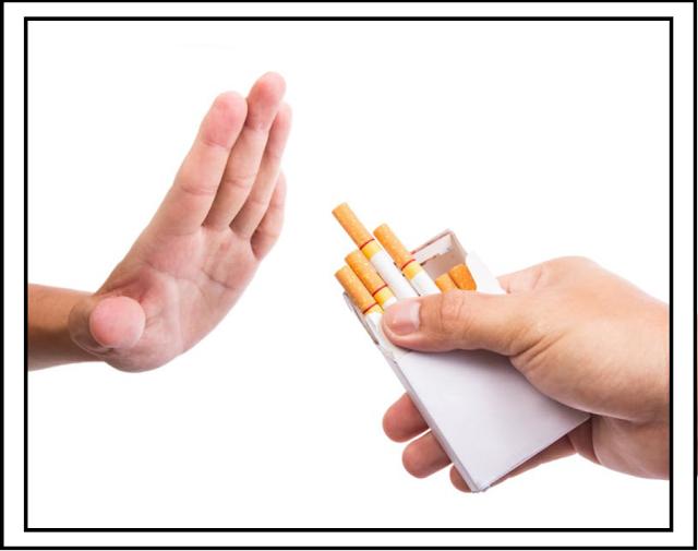 Como se ajuda alguém a parar de fumar