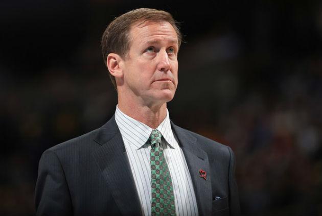 Terry Stotts (coach des Portland Trail Blazers), l'autre star de cette équipe