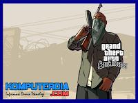 Kode / Cheat GTA San Andreas Komputer PC