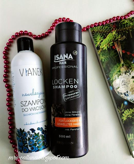 szampon do kręconych włosów