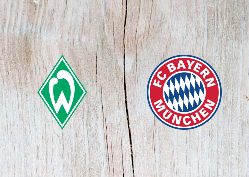 Werder Bremen vs Bayern Munich Full Match & Highlights 01 December 2018