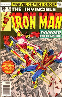 Iron Man #103, Jack of Hearts